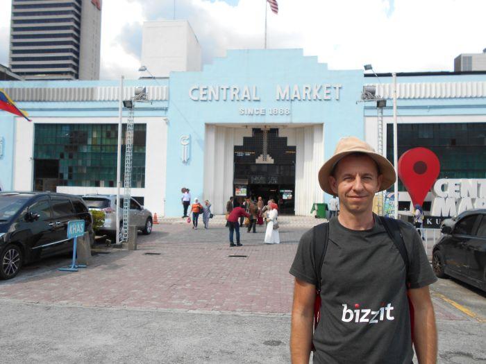 Central Market to miejsce handlowe od 1888 roku