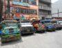 Lokalny transport odbywa się na Filipinach przy pomocy Jeepney