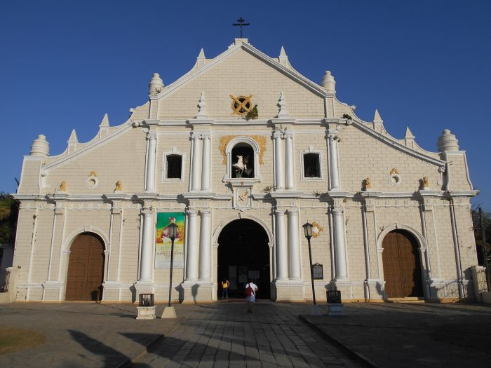Okazała Katedra Katolicka w Vigan na Filipinach