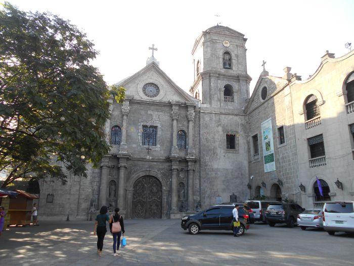 Najstarszy na Filipinach Kościół i Klasztor San Augusin w Manili