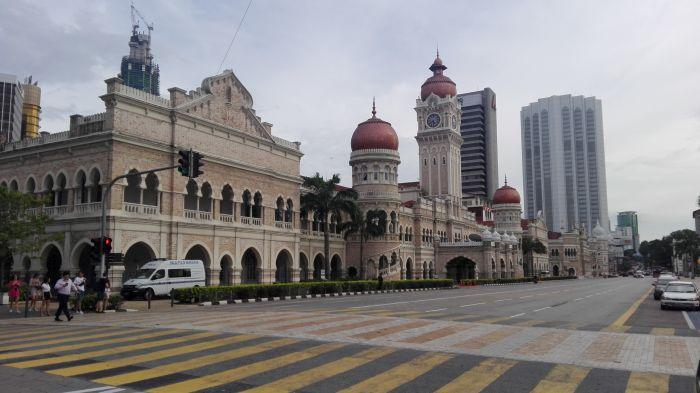 Rezydencja Sułtana Abdula Samada w Kuala Lumpur