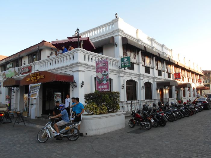 Vigan to jedno z najstarszych miast Filipin