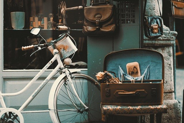 Rower używany