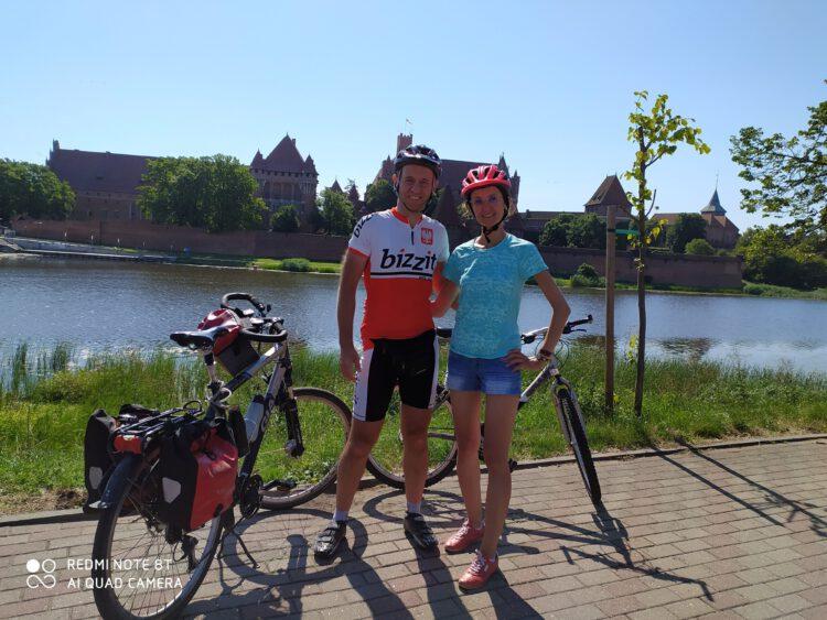 Weekendowy wypad do Malborka z Izabelą Sulimowicz