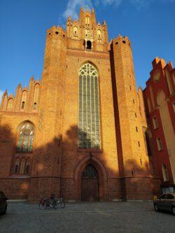 Interesująca Katedra w Pelplinie