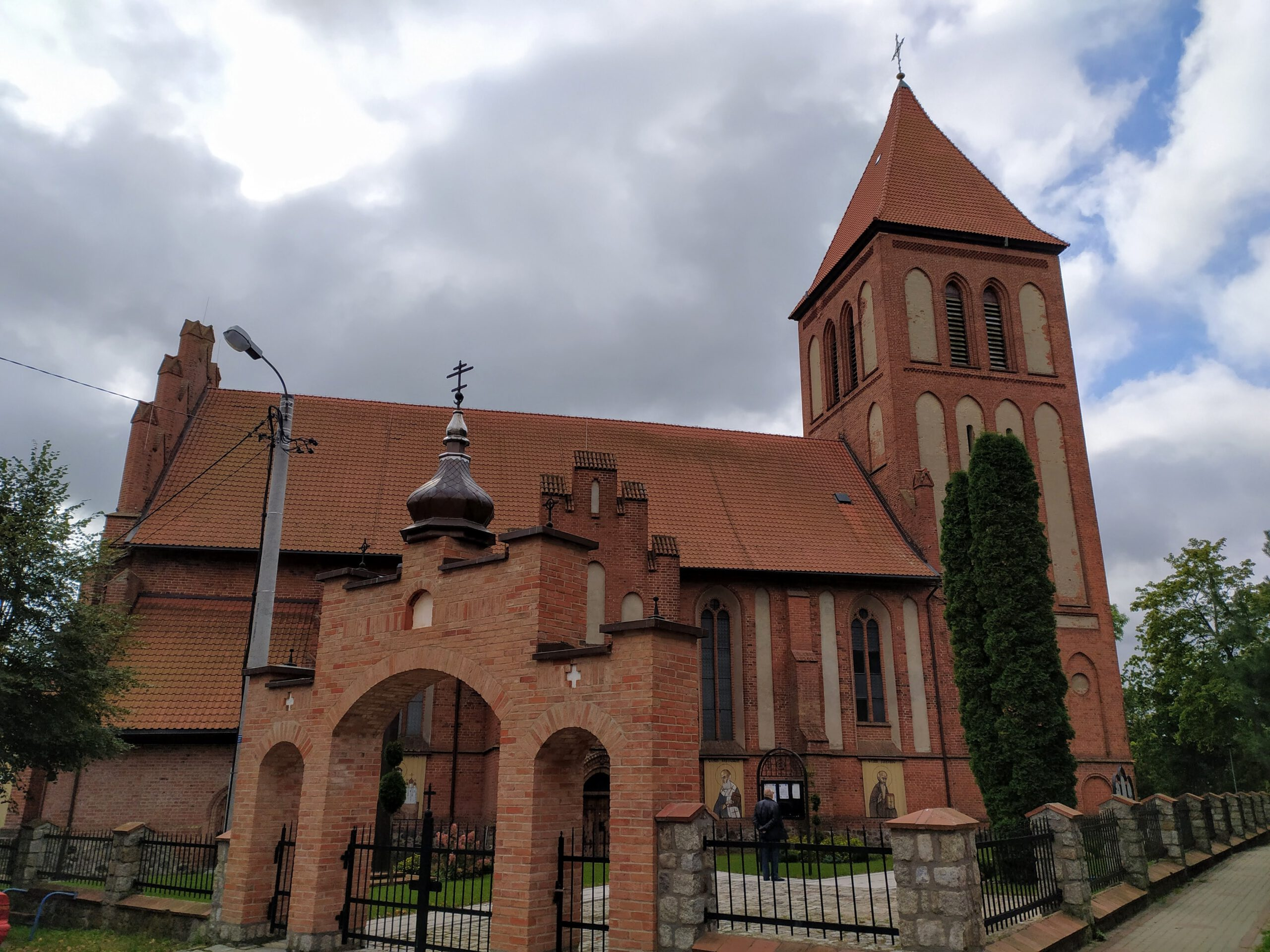 Cerkiew Grekokatolicka Podwyższenia Krzyża Świętego w Górowie Iławeckim