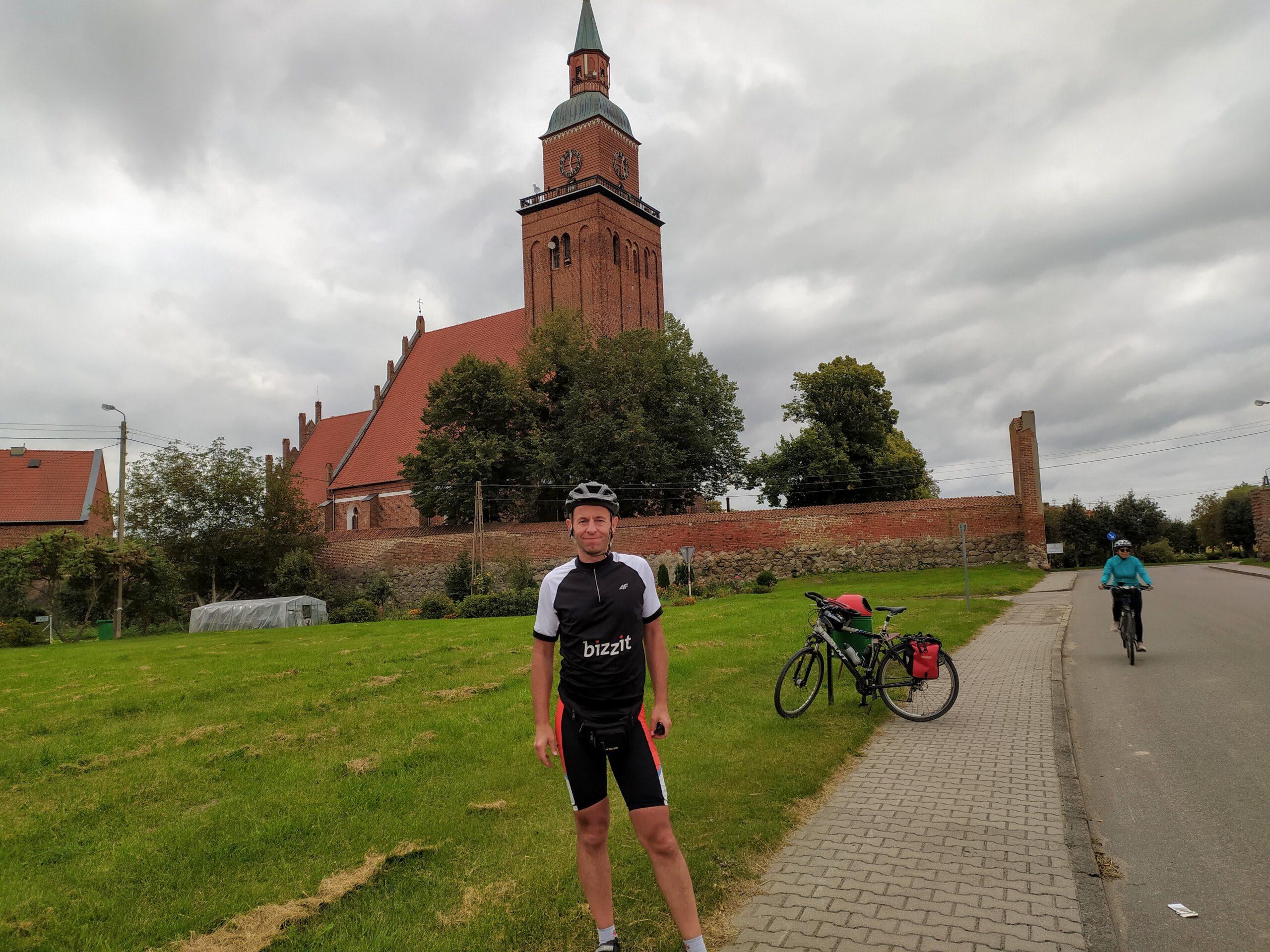 Kościół w Sępopolu
