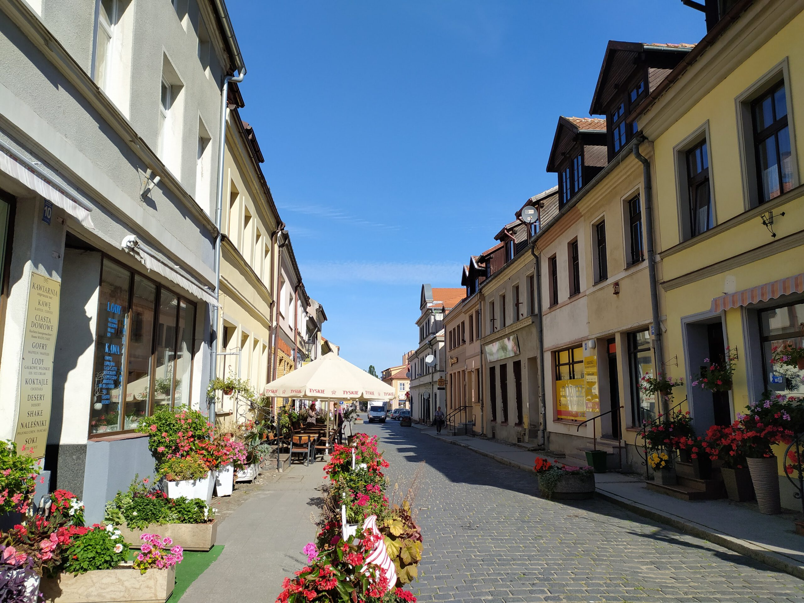 Stare Miasto w Reszlu