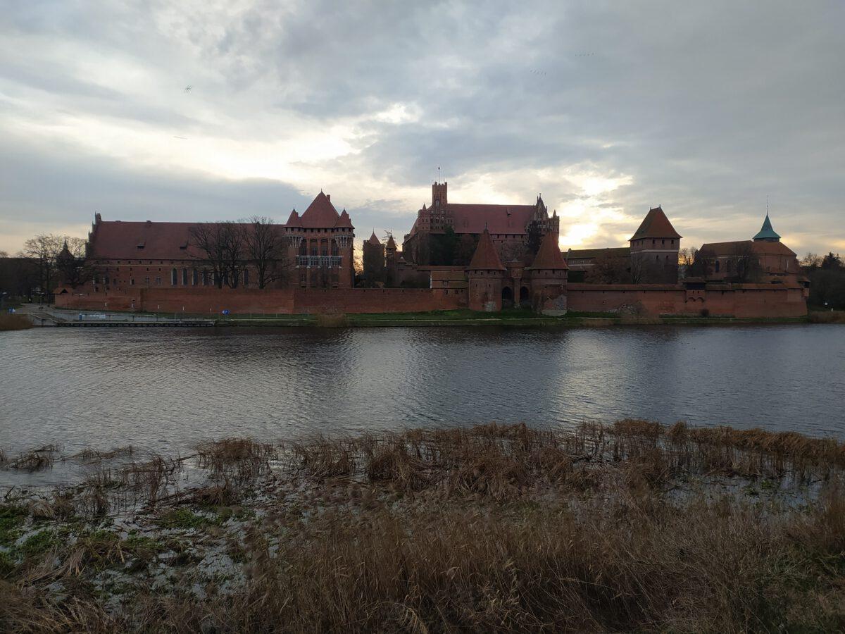 Grudniowa wycieczka do Malborka