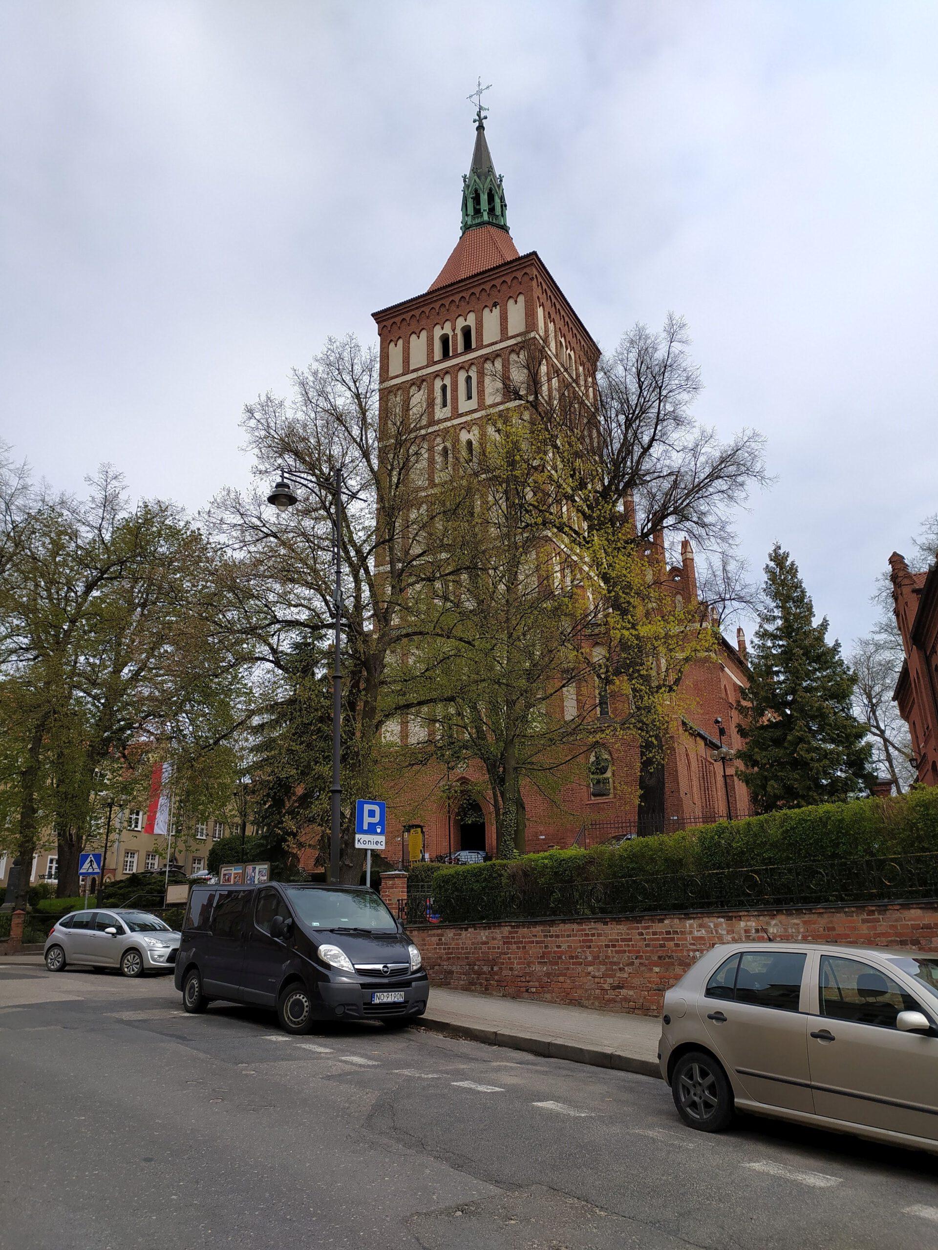 Katedra Św. Jakuba w Olsztynie