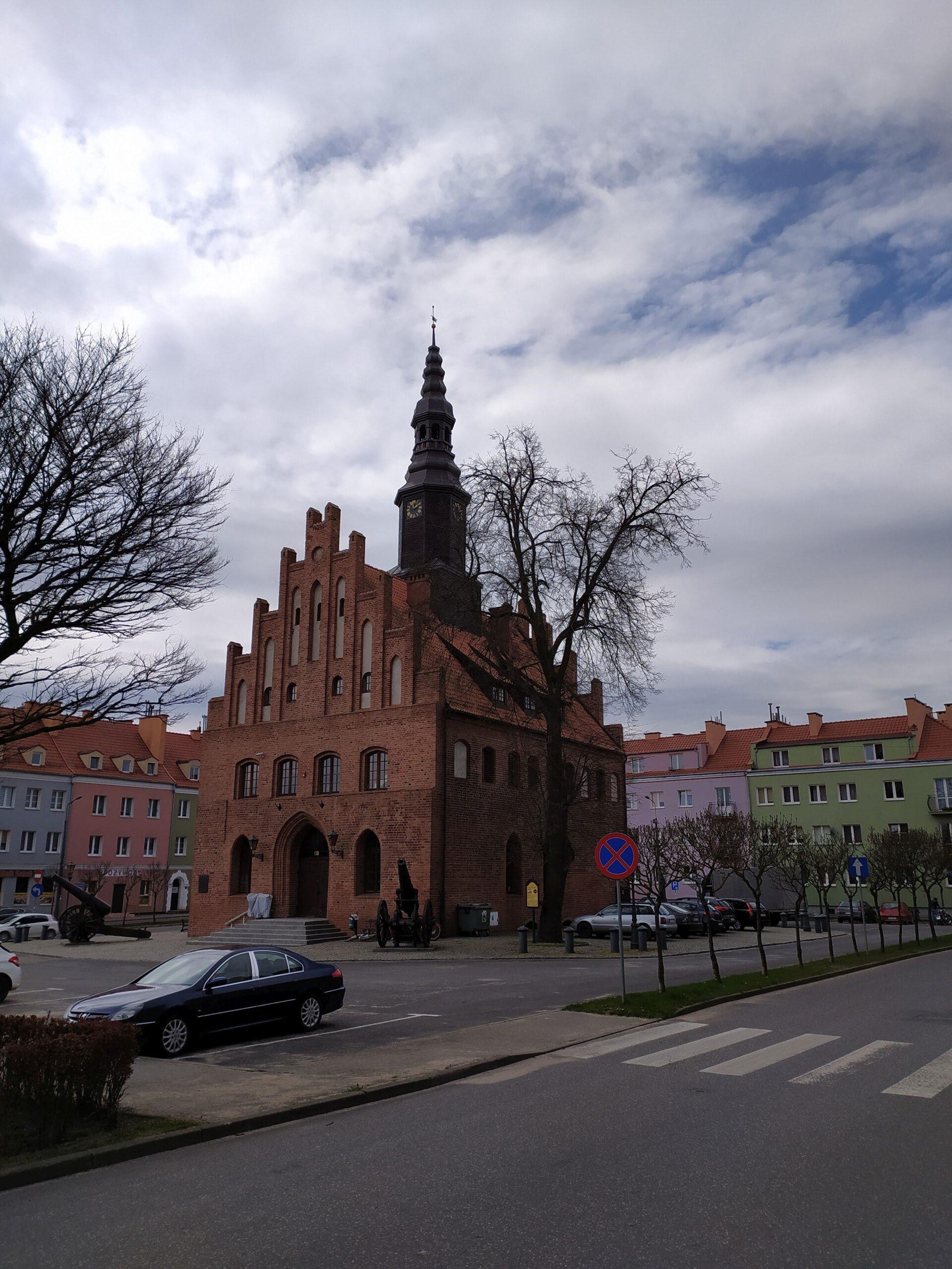 Centrum Morąga