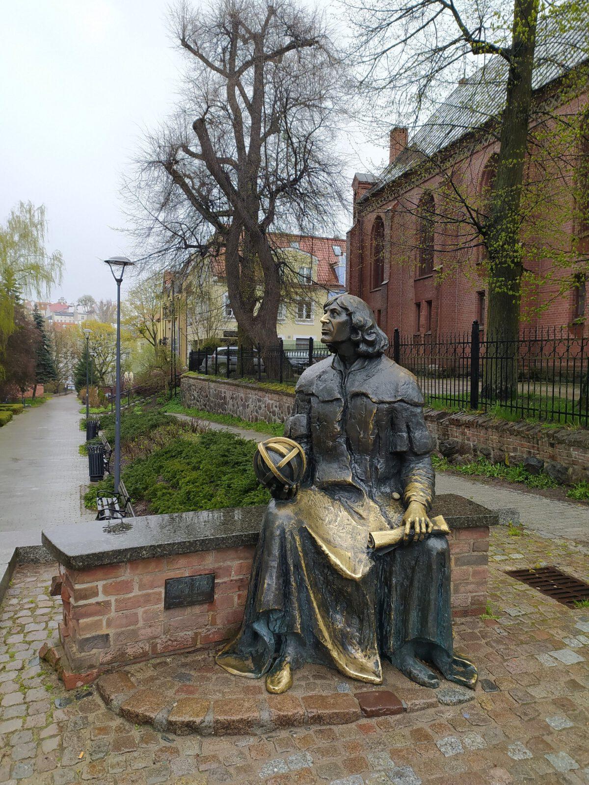Mikołaj Kopernik w Olsztynie