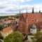 Frombork - wspaniałe miasteczko