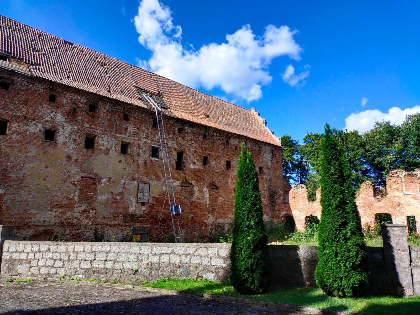 Zamek Kapituły Warmińskiej w Pieniężnie